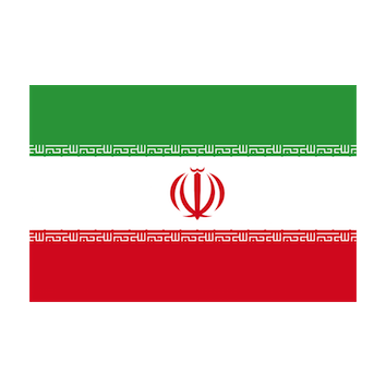 Flag for Irán