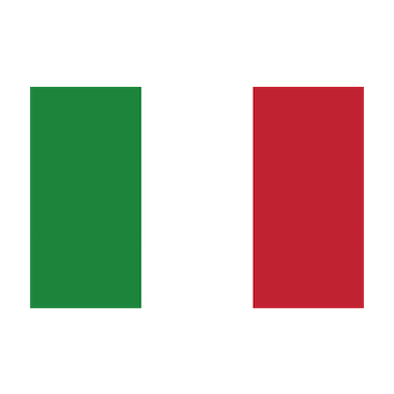 Badge/Flag Italy