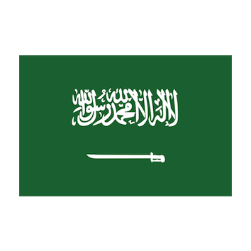 Badge Arabia Saudí