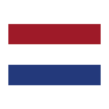 Flag for Holanda