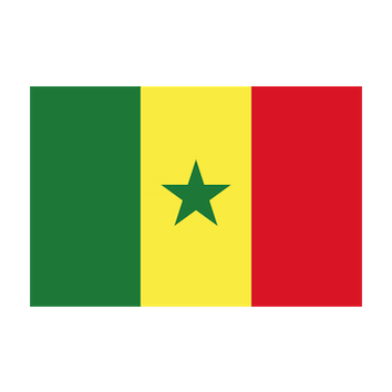 Badge Senegal