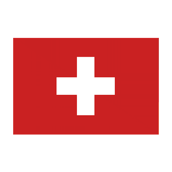 Flag for Suiza