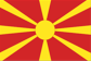 Badge/Flag Macedonia