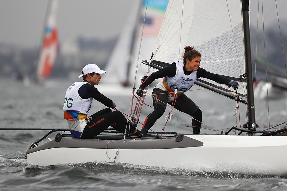 Cecilia Carranza, ante los Juegos Olímpicos de Tokio