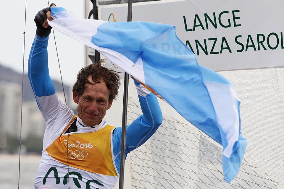 Santiago Lange, ante los Juegos Olímpicos de Tokio