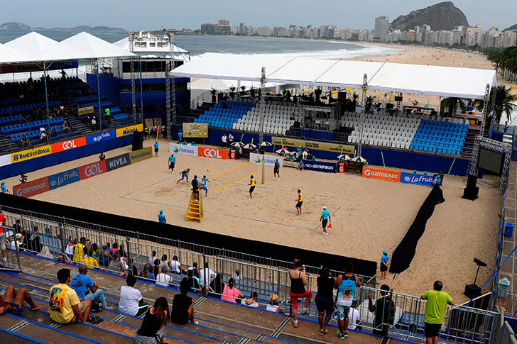 Estadio de Copacabana