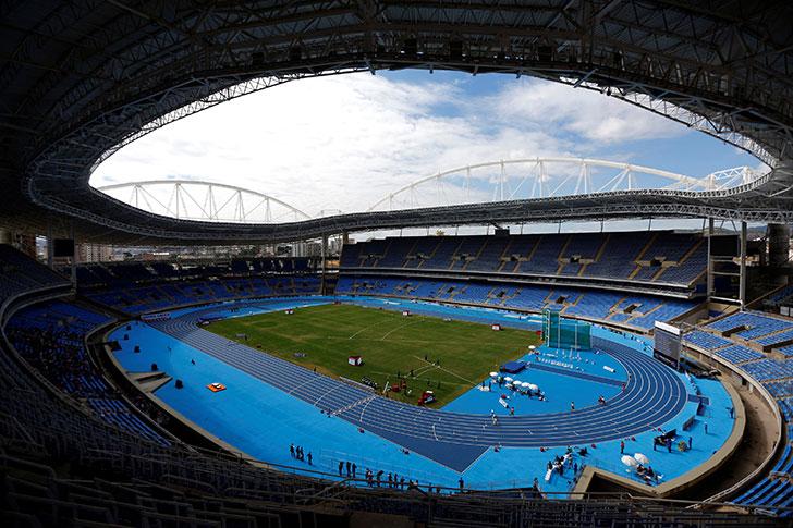 Top Sedes - Juegos Olímpicos de Río 2016 OQ82