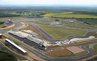 Circuit of Silverstone