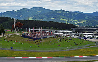 Circuito de Red Bull Ring