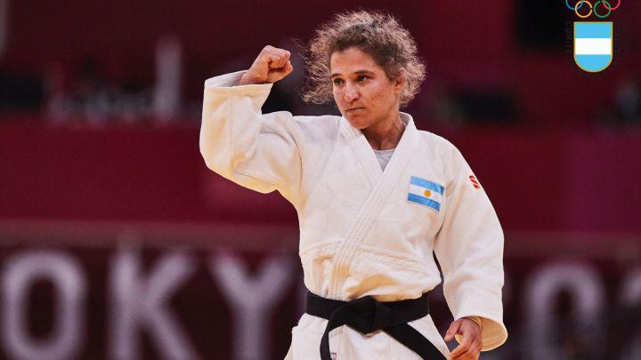Pareto es recibida como una leyenda en la Villa Olímpica - AS.com