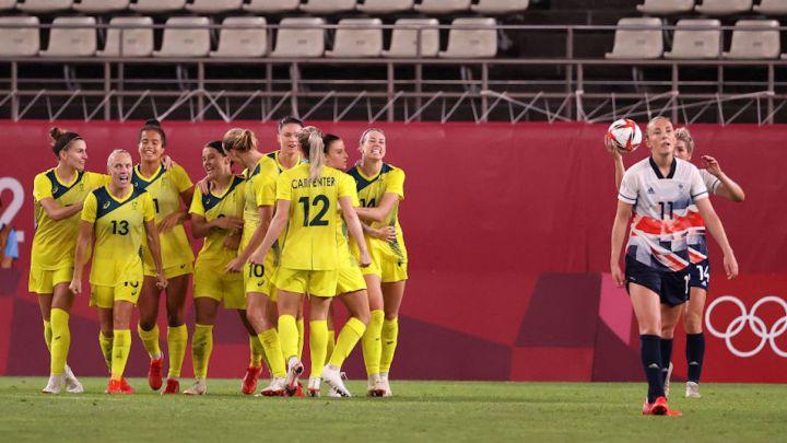FÚTBOL FEMENINO Canadá entra en los penaltis y Australia en la prórroga -  AS.com