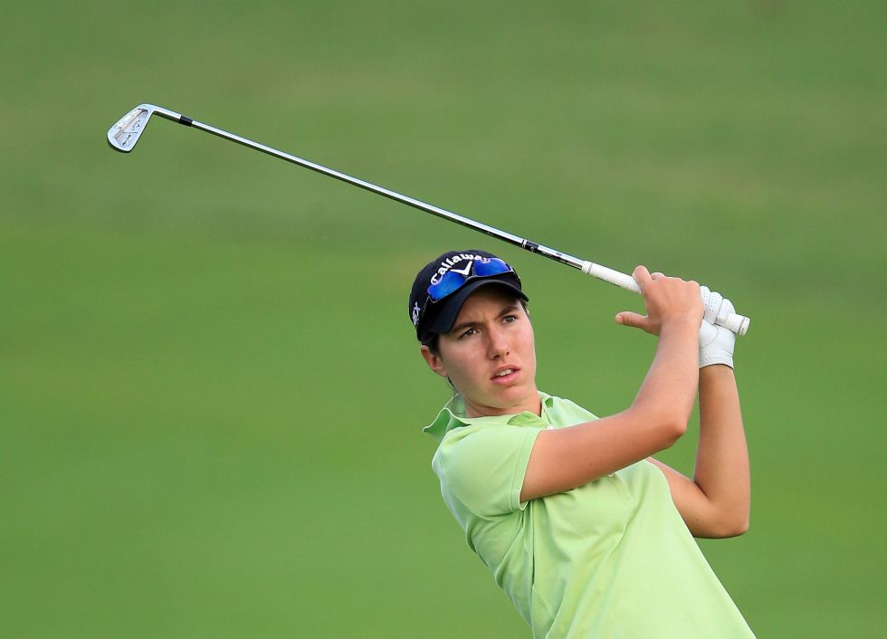 Ciganda, entre los 14 golfistas del 'Pro Spain Team 2013'