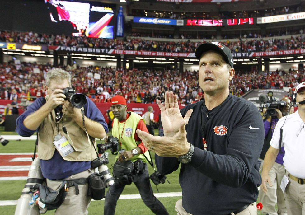 Los hermanos Harbaugh se jugarán la Super Bowl 2013