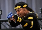 Marshawn Lynch, villano en la nueva entrega de Call of Duty