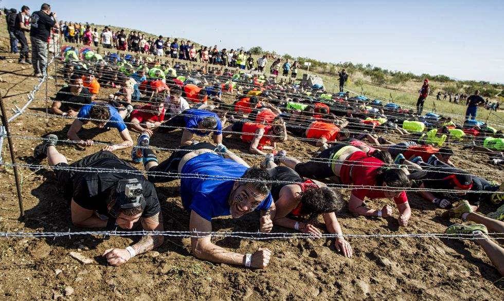Alcalá de Guadaíra prepara su fiesta del barro: 'The Mud Day'