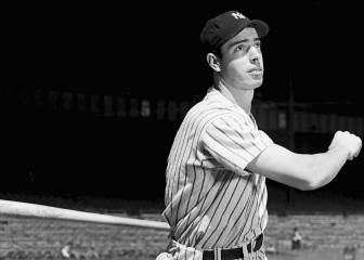 Joe DiMaggio y su racha inquebrantable