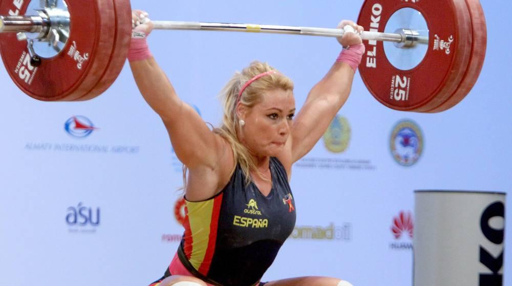Lydia Valentín Podría Ganar El Oro Olímpico De Londres 2012
