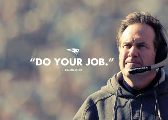 El 'do your job' de los Patriots inspira a los Dallas Cowboys