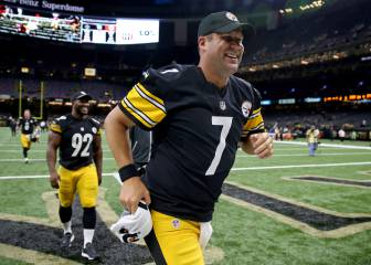 Power Ranking pretemporada: Pittsburgh Steelers en la cima