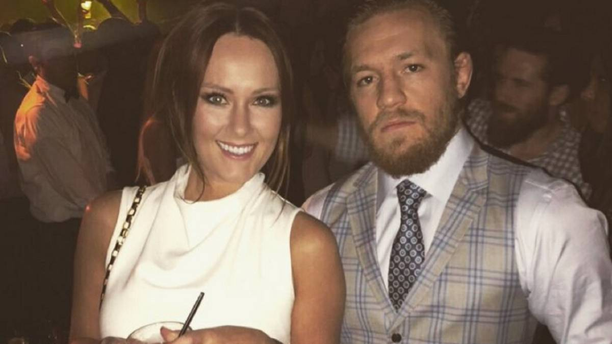 UFC hardman Conor McGregor to be a father in 2017