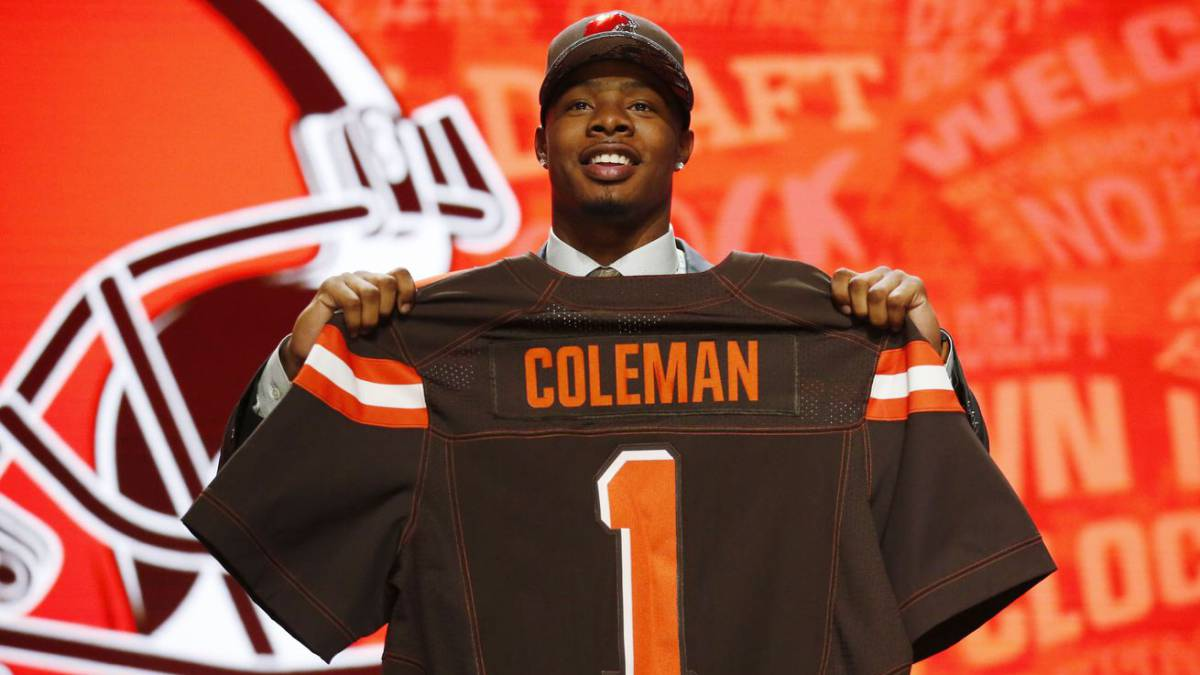 Browns, 49ers y Bears: los tres primeros picks en el Draft 2017