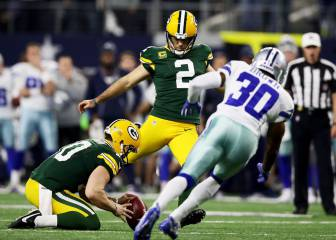 El Cowboys-Packers rompe los récords de audiencia