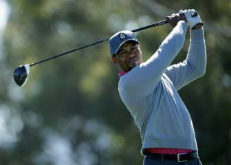 Tiger Woods se despide del torneo y Justin Rose sigue líder