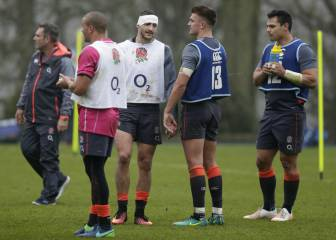 Inglaterra recupera a Haskell, Itoje, Nowell y Marler