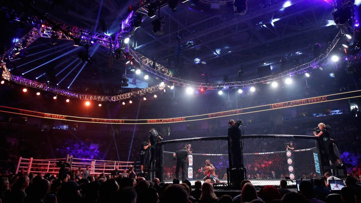 Bellator eventos
