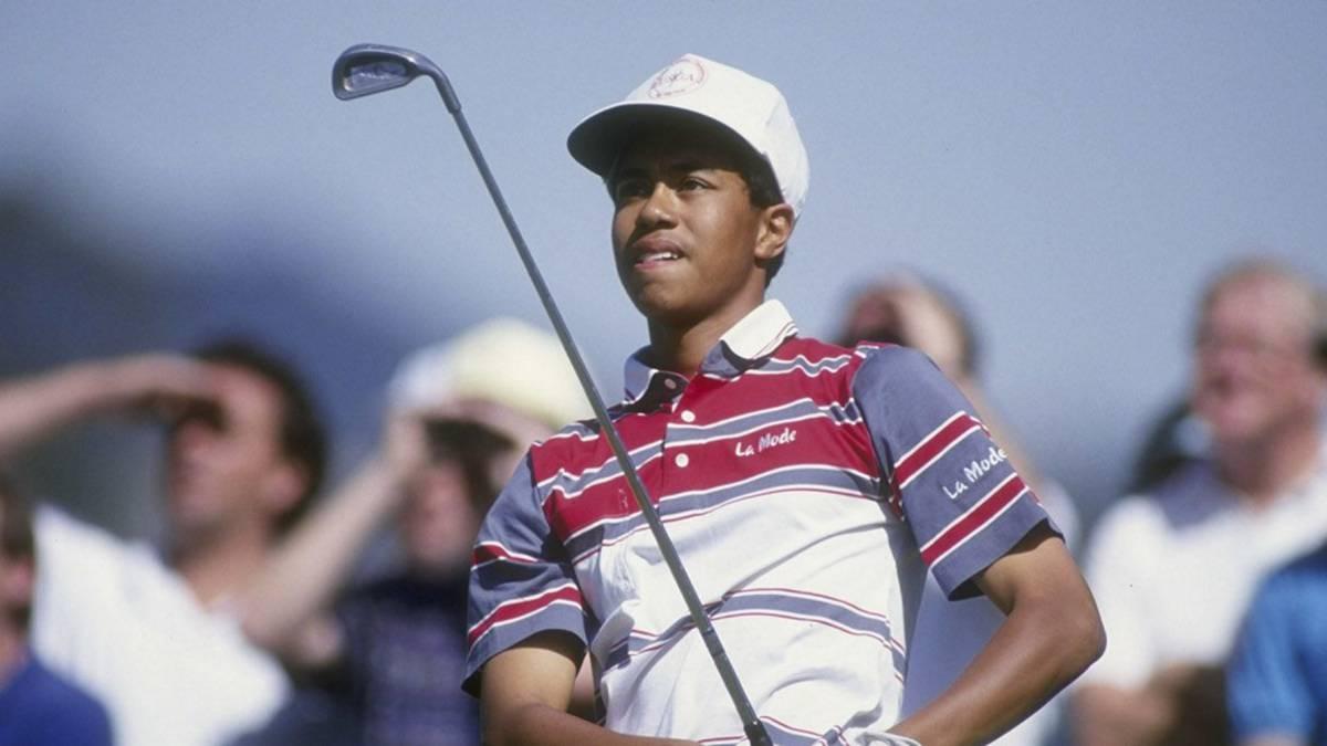 Golf: Tiger Woods debutó en el PGA Tour hace 25 años... tenía 16 - AS.com