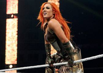 "Becky Lynch sobre el debut en Money in the Bank: ""Intimida"""