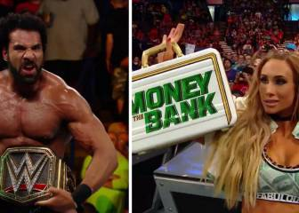 Mahal y Carmella triunfan entre polémica en Money in the Bank
