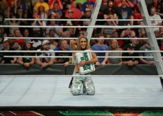 Carmella pierde el maletín: se repetirá el Money in the Bank