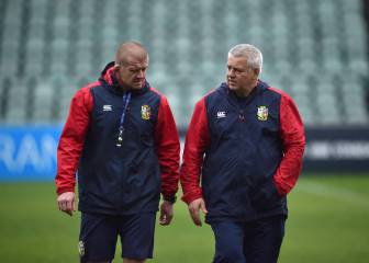 Los British & Irish Lions, ante la marea negra de los All Blacks