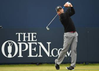 Movistar Golf se vuelca para el The Open Championship