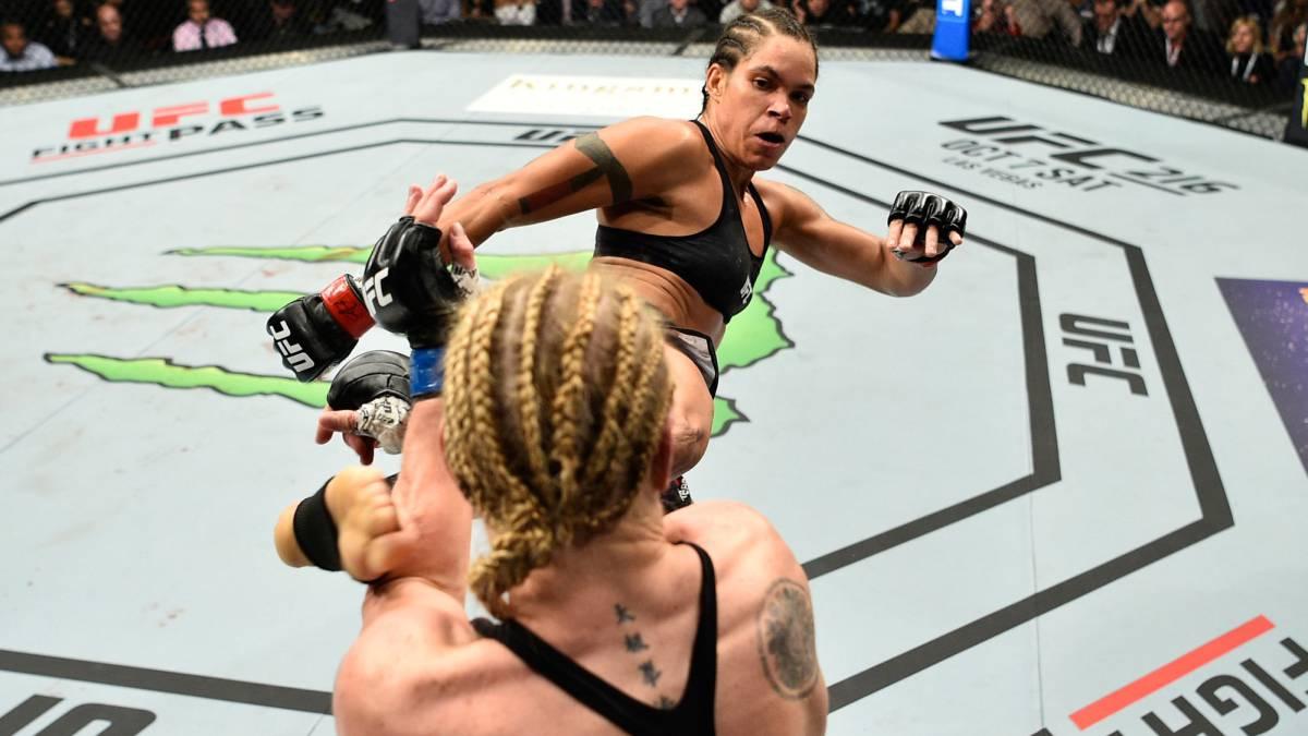 Resultados y resumen del UFC 215 de Edmonton (Canadá).