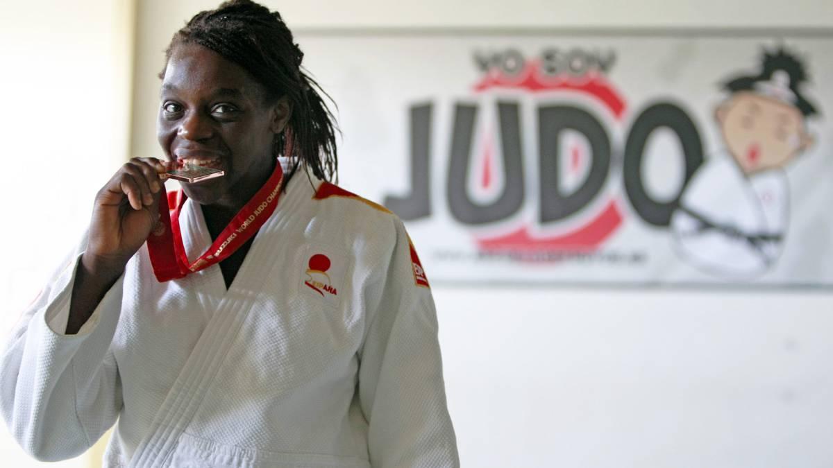 """María Bernabéu: """"Al judo español le hace falta creérselo"""""""
