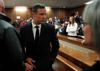 Oscar Pistorius sentence doubled to over 13 years
