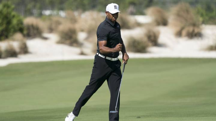 Tiger Woods satisfied after solid return in Bahamas