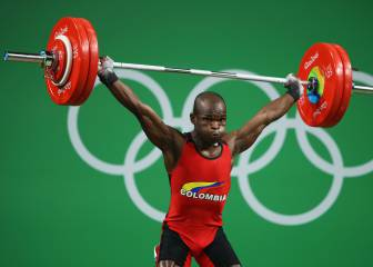 Olympic weightlifter Mosquera murdered in cold blood