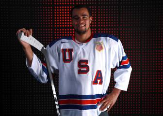 Jordan Greenway rompe el muro racial del 'hockey USA'