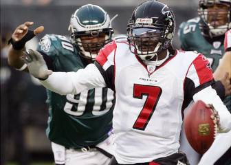 Historias divisionales: Aquella final entre Eagles y Falcons