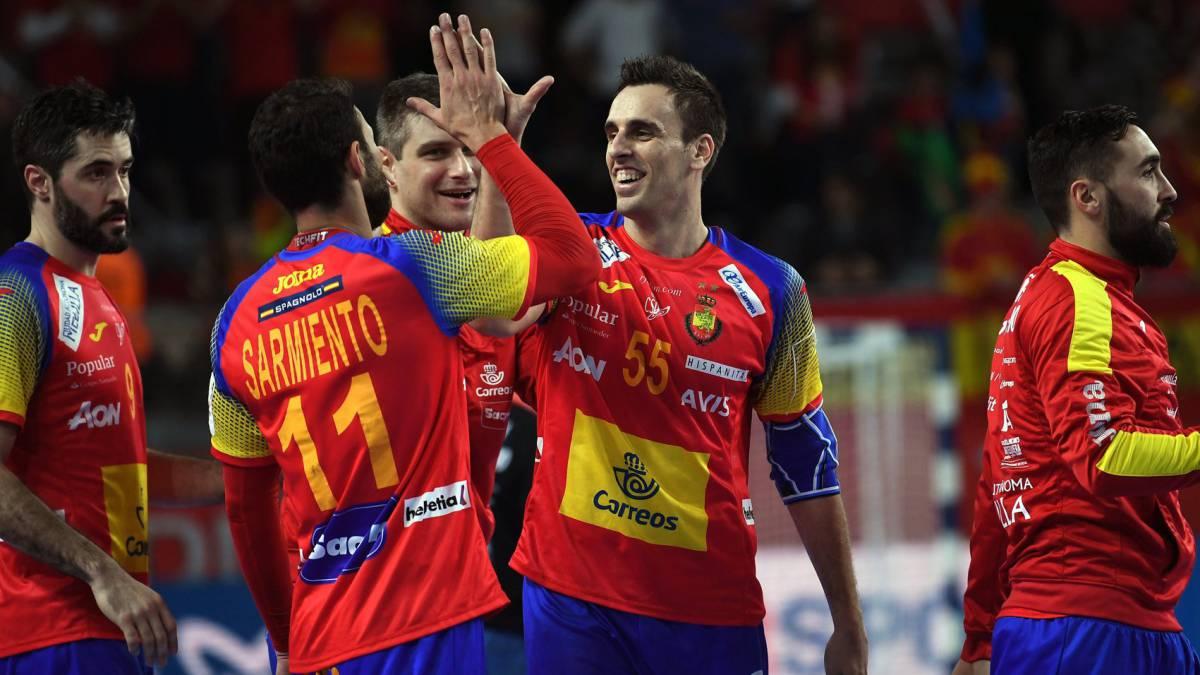 Balonmano En Directo España Alemania