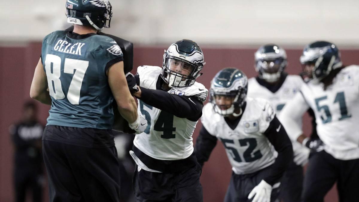 La gripe se ha cebado con los Philadelphia Eagles