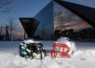 Previa de la Super Bowl LII Patriots-Eagles para novatos