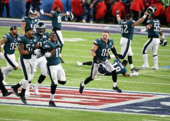 Los Eagles le roban la cartera y la Super Bowl a Tom Brady