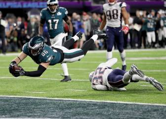 Super Bowl LII: pinchazo en TV y récord para el 'streaming'