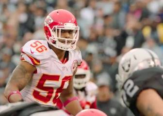 Diario de As América #555: Derrick Johnson, adiós a Chiefs
