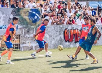Neymar 'inventa' un torneo de fútbol mundial con curiosas reglas