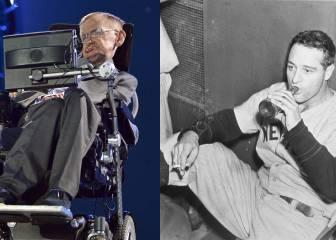 Muere Stephen Hawking: ELA, la enfermedad conocida por un jugador de béisbol